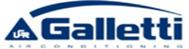 Galletti Kaltzwassersatz Flüssigkeitskühler