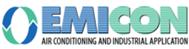 Emicon Kaltzwassersatz Flüssigkeitskühler