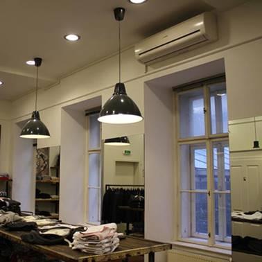 Referenz Klimaanlage Blaumax Mariahilferstraße Wien
