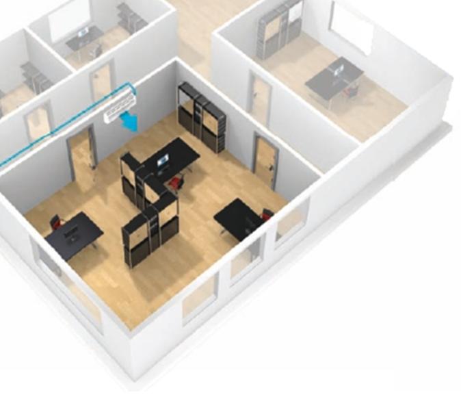 Klimaanlagen für Wohnung, Haus und Büro