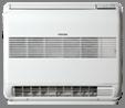 Toshiba Klimaanlage Konsolengerät energiesparend umweltfreundlich R32