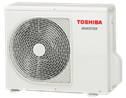 Toshiba Klima Außengerät energieeffizient umweltfreundlich leise R32