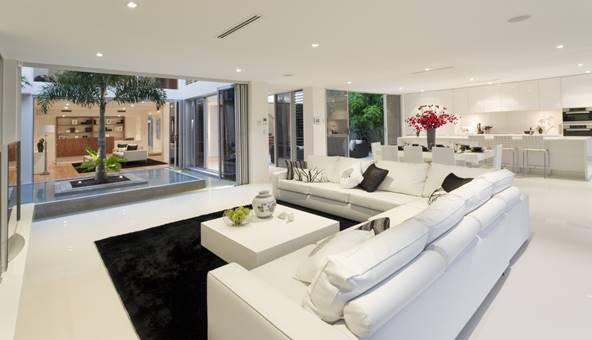 Klimaanlage für mehrere Räume in Haus oder Wohnung