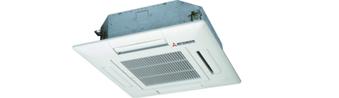 Mitsubishi Deckenkassette Klimageräte