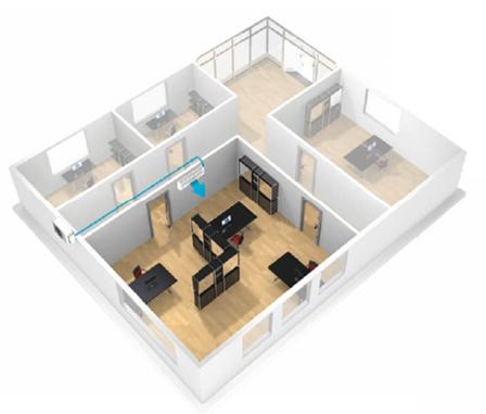 Wärmepumpen Systeme und Klimaanlagen für Unternehmen