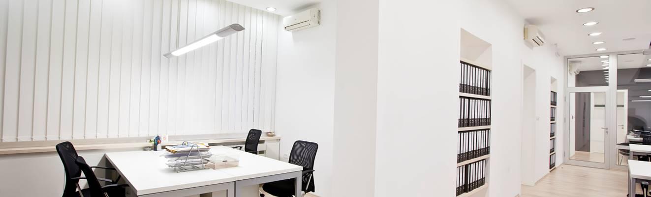 Klimaanlagen Wärmepumpen-Systeme für Unternehmen